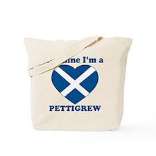 Pettigrew, Valentine's Day Tote Bag
