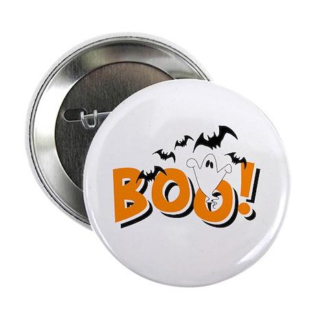 """Boo Bats 2.25"""" Button (10 pack)"""