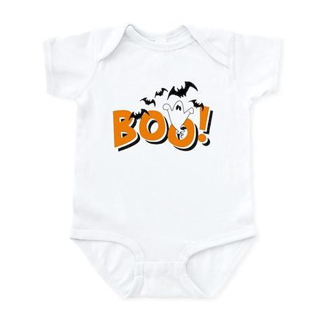Boo Bats Infant Bodysuit