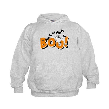 Boo Bats Kids Hoodie