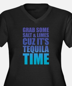 Grab Some Salt And Limes Cuz It's Tequila Time Plu