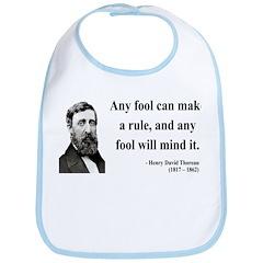 Henry David Thoreau 11 Bib