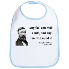 Henry David Thoreau 11 Bib