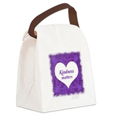Cute Is kind of a Canvas Lunch Bag