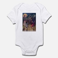 Halloween Outing Infant Bodysuit