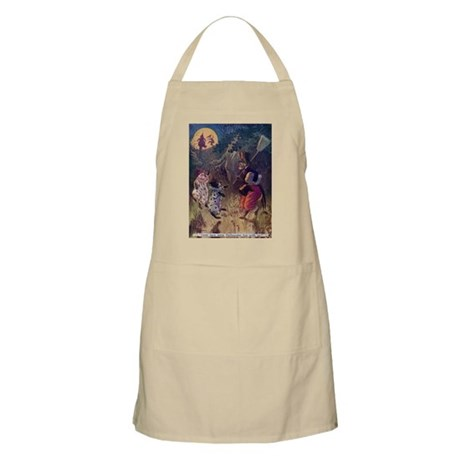 Halloween Outing BBQ Apron