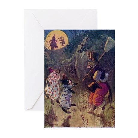 Halloween Outing Greeting Cards (Pk of 10)