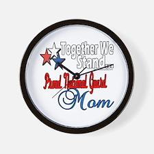 National Guard Mom Wall Clock