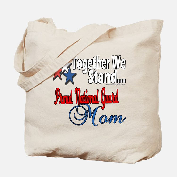 National Guard Mom Tote Bag