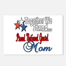 National Guard Mom Postcards (Package of 8)