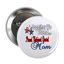 """National Guard Mom 2.25"""" Button (10 pack)"""