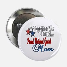 """National Guard Mom 2.25"""" Button (100 pack)"""