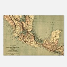 Mexico Central America Postcards (Package of 8)