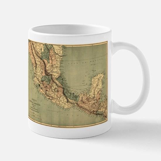 Mexico Central America Mugs