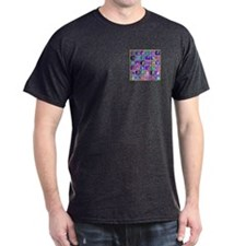 Fantasy Alphabet Bestiary T-Shirt
