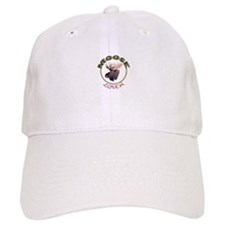 Moose Lover Baseball Baseball Cap