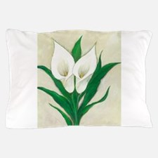 Calla Lily Pillow Case