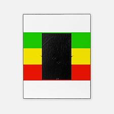 Reggae Weed flag Picture Frame