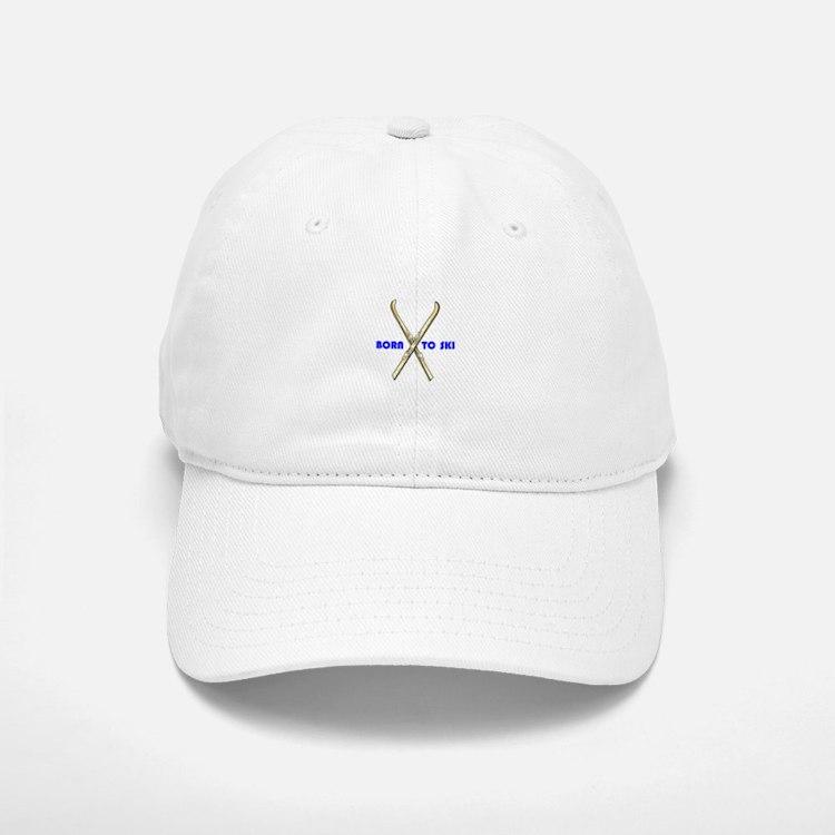 ski brand baseball hats caps sports born to cap