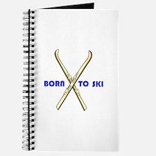 BORN TO SKI Journal