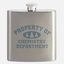 Property Of Chemistry Department Flask