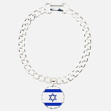 Israel flag Bracelet