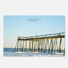 Ocean City Maryland. Postcards (Package of 8)