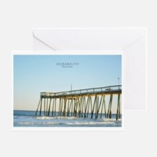 Ocean City Maryland. Card Greeting Cards