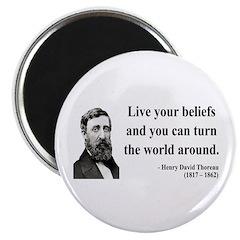 Henry David Thoreau 12 2.25