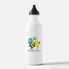 Birthday Queen Water Bottle