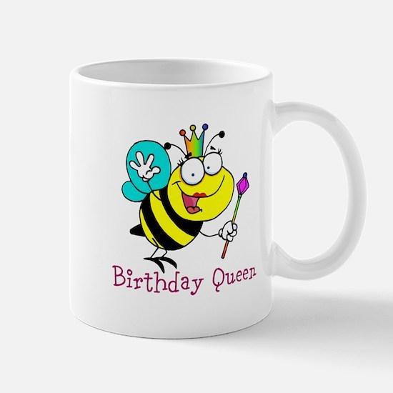 Birthday Queen Mugs