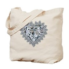 prickly heart Tote Bag
