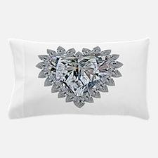 prickly heart Pillow Case