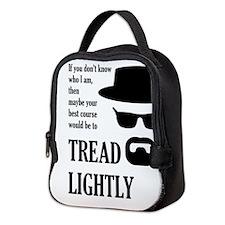 BREAKINGBAD TREAD LIGHTLY Neoprene Lunch Bag