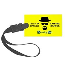 BREAKINGBAD THE DANGER Luggage Tag