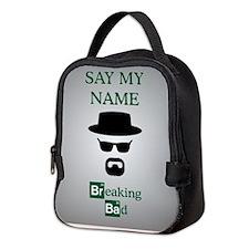 BREAKINGBAD SAY MY NAME Neoprene Lunch Bag