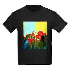 Juicy Geraniums T-Shirt