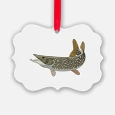 NORTHERN PIKE Ornament