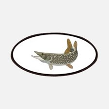 NORTHERN PIKE Patches