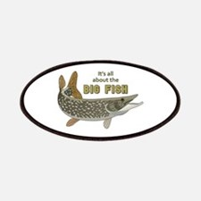 It's All About The Big Fish Patches