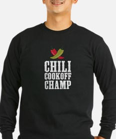 Chili Cookoff Champ Long Sleeve T-Shirt