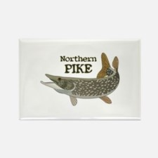 Northern Pike Magnets