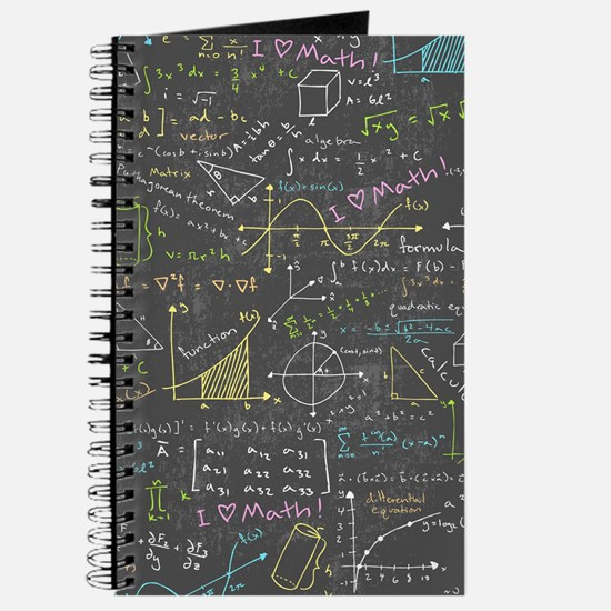 Math Lessons Journal