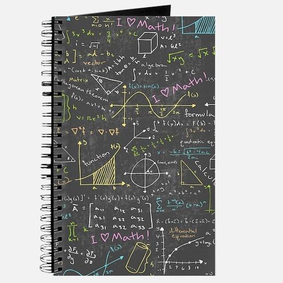 Math Lessons Journal