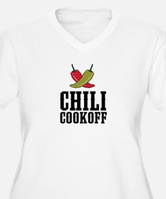 Chili Cookoff Plus Size T-Shirt