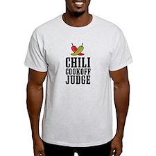 Chili Cookoff Judge T-Shirt