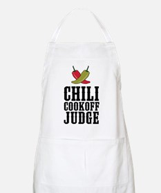 Chili Cookoff Judge Apron