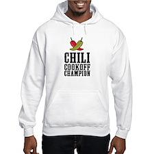 Chili Cookoff Champion Hoodie