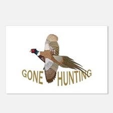 Gone Hunting Postcards (Package of 8)