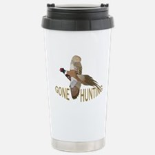 Gone Hunting Travel Mug